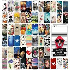 Animal Ocean Scenery Painting PC Hard Back Case Cover Skin For Apple iPhone 5 5S