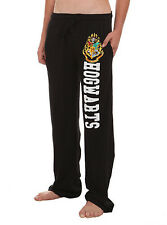 *NEW* HARRY POTTER WIZARD HOGWARTS SCHOOL LOGO PAJAMA LOUNGE PANTS MENS SWEATS