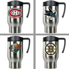 Choose Your NHL Team 16oz Stainless Steel Insulated Travel Mug by Great American