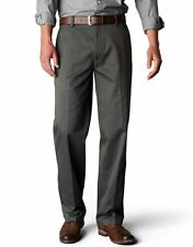 Dockers® Herren Signature Pants D2 Straight Fit Flat Front