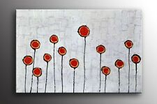 """36x24""""H Oil painting on STRETCHED Canvas - ready to be hung Art Deco - K209"""