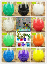 1000x Water Plant Flower Jelly Crystal Soil Mud Water Pearls Gel Beads Balls