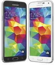Samsung Galaxy S5 SM-G900A - 16GB - AT&T (Unlocked) Smartphone - Black White