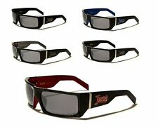 New Locs Hardcore Shades Gangster Style Motorcycle Biker Sport Men's Sunglasses.
