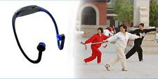 Cordless Sport Gym Headset Headphone 4 Colors FM Radio MP3 Music Player Earphone