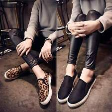 Size 6~8 Korean Style Women Canvas Slip On Comfort Casual Shoes Sneakers Loafers