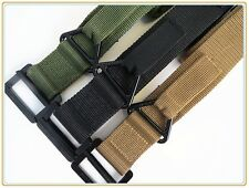 Blackhawk CQB Adjustable Survival Hunting Camping Gear Military Tactical Belt