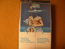 cassette ELOY Wings of Vision rare kraut prog Canada press Harest  EXC