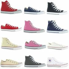Converse All Star Canvas Mens Womens Unisex Adults Trainers