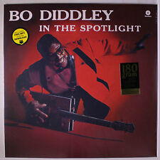 BO DIDDLEY: In The Spotlight LP Sealed (Euro, 180 gram reissue, w/ Mp3 download