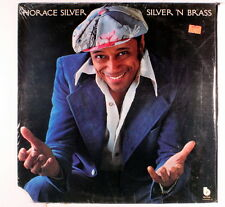 HORACE SILVER: Silver 'n Brass LP (shrink) Jazz