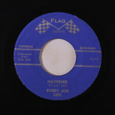 BOBBY JOE: Hayfever / Living Stone 45 Oldies
