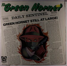 ORIGINAL RADIO BROADCAST: The Green Hornet LP (sm toc) Spoken Word