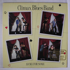 CLIMAX BLUES BAND: Lucky For Some LP (promo stamp oc) Rock & Pop