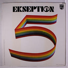 EKSEPTION: Ekseption 5 LP (very light small stain on cover) Rock & Pop