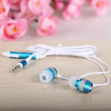 NEW 3.5mm Super Bass Stereo In-Ear Earphone Headphone Headset For Tablet MP3 PC