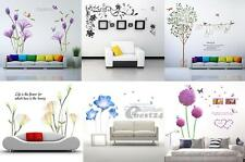 Creative Flower tree Home room Decor Removable DIY Wall Sticker/Decal/Decoration