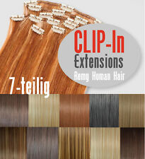 Extension Con Clip 40/45/55/70 Capelli Veri Firepot In