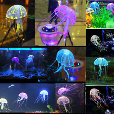 Decor Jellyfish Aquarium Decoration Artificial Glowing Effect Fish Tank Ornament