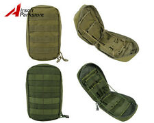 1000D Molle Belt Tactical Medical First Aid Pouch Bag Military Outdoor Airsoft