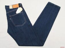 $195 Levis Made And Crafted Needle Narrow Rinse slim fit jeans Made In USA