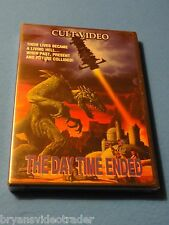 The Day Time Ended 1979 New Factory Sealed 2003 DVD Release