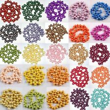 8-9mm Cultured Freshwater Pearl Top Drilled Loose Beads Jewelry Makings DIY Gift