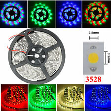 Lot 5/10/15/20M 3528 300LEDs Waterproof Flexible LED Light strip &IR Remote