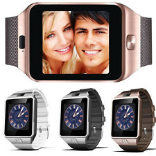 Classic Bluetooth Smart Watch Phone GSM SIM Card For Android Smartphone