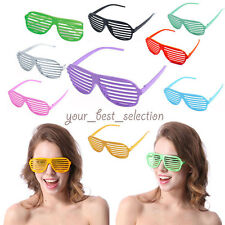 Brand New Sunglasses Shutter Stronger Shades Glasses Retro Club Party Rave Hip