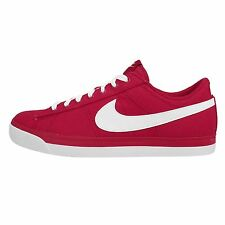Nike Match Supreme TXT Textile Red White Mens Casual Shoes 631657-610