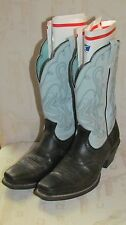 Ariat Black Western Cowboy Boots Style 15810 Womens Size 7B