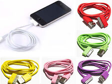 hot 1 PC USB Sync Data Charging Charger Cable Cord for iPhone 4 4S 4G 4th IPOD