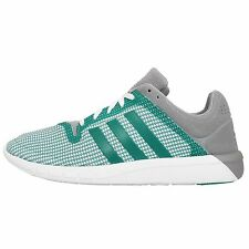 Adidas CC Fresh 2 W Climacool Green Grey Womens Running Shoes Sneakers B40621