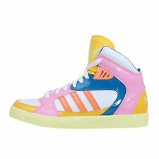 Adidas Amberlight W Originals White Pink Blue Orange Womens Casual Shoes D65848