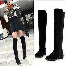 2015 Women Winter Ankle Boots High Heels Snow Leather Boots Spring Autumn Boots