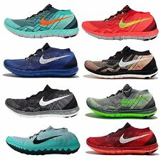 Nike Free 3.0 Flyknit Mens Running Shoes Nike Free Run Sneakers Trainers Pick 1