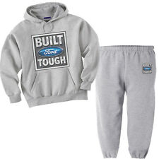Ford sweatpants Ford hoodie sweatshirt outfit sweatsuit tracksuit Men's black