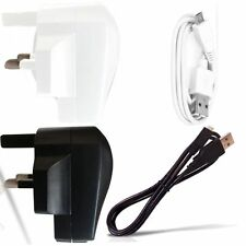 USB MAINS PLUG WALL ADAPTER CHARGER+DATA SYNC LEAD FOR APPLE IPHONE 3 3G 3GS 3S