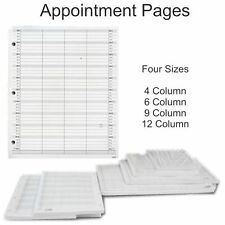 Appointment Pages & Original Ring Binders Ringbinder Folder For Hair Nail Beauty