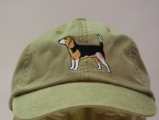 BEAGLE HOUND DOG HAT WOMEN MEN SOLID COLOR BASEBALL CAP Price Embroidery Apparel