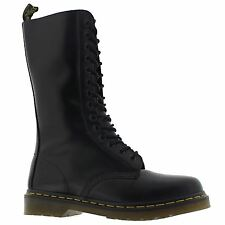 Dr.Martens 1914Z Black Smooth Leather Womens Boots