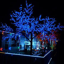 Christmas Decoration 200 LED Solar Power Fairy String Light Outdoor Garden Decor