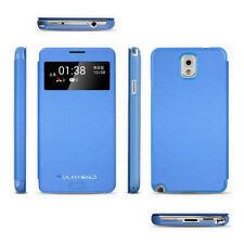 Samsung Galaxy Note 3 View Cover Case SM-N900 Gift-Protective Film