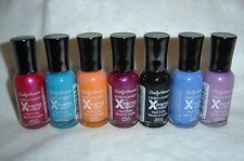 SALLY HANSEN*HARD AS NAILS*Xtreme Wear Nail Color~YOU PICK~.40 fl oz/11.8 ml~NEW
