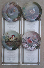 "TIRSCHENREUTH - ""OUR LITTLE WORLD OF BIRDS "" PLATES  by K H BOESE"
