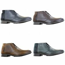 Fly London Peet Leather Mens Shoes