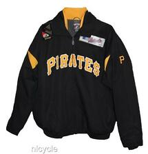 PITTSBURGH PIRATES MLB AUTHENTIC MAJESTIC PREMIER DUGOUT JACKET MENS L XL NWT