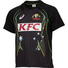 AUSTRALIA T20 2014/15 CRICKET JERSEY SHIRT MENS NEW BY ASIC BIG BASH