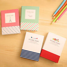 STICKY NOTES NOTEBOOK MEMO PAD BOOKMARK PAPER STICKER OFFICE STATIONERY STYLISH